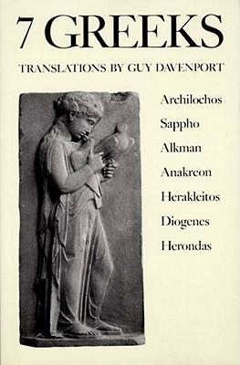 7 Greeks By Davenport, Guy (TRN)